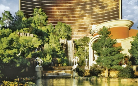 Holidays to the Wynn, Las Vegas