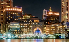 Holidays to the Boston Harbor Hotel
