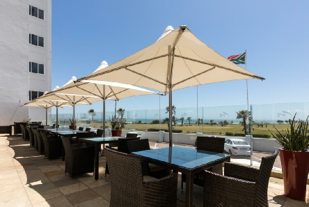 Holiday to the Protea Hotel Marine, Port Elizabeth South Africa