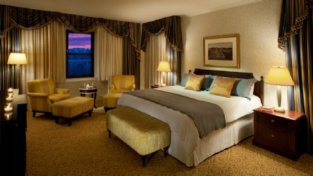 Holidays to the Omni Shoreham, Washington DC
