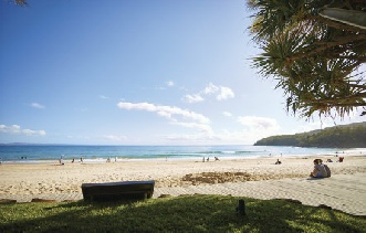 Holidays to Australia with Escape Worldwide - Noosa (copyright Tourism Australia)