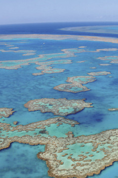 Holidays to Australia with Escape Worldwide - Great Barrier Reef QLD (copyright Tourism Whitsundays)